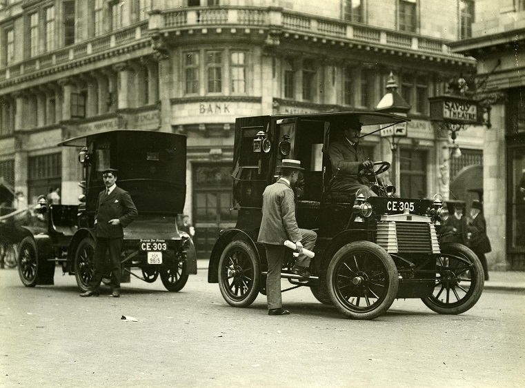 Rational Cab (1904)